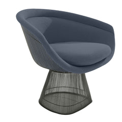 Platner Lounge Chair lounge chair Knoll Bronze +$319.00 Steel Mariner