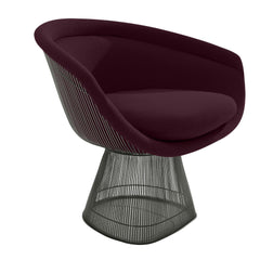 Platner Lounge Chair lounge chair Knoll Bronze +$319.00 Wine Mariner