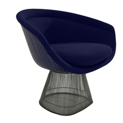 Platner Lounge Chair lounge chair Knoll Bronze +$319.00 Midnight Mariner