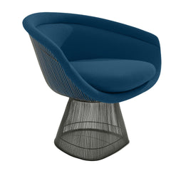Platner Lounge Chair lounge chair Knoll Bronze +$319.00 Aegean Classic Boucle +$164.00