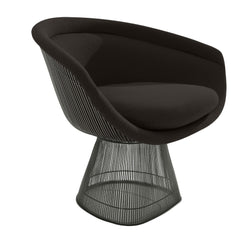 Platner Lounge Chair lounge chair Knoll Bronze +$319.00 Pumpernickel Classic Boucle +$164.00