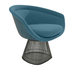 Platner Lounge Chair lounge chair Knoll Bronze +$319.00 Blue Cato +$751.00
