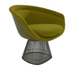 Platner Lounge Chair lounge chair Knoll Bronze +$319.00 Green Cato +$751.00
