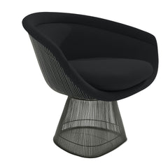 Platner Lounge Chair lounge chair Knoll Bronze +$319.00 Grey Cato +$751.00