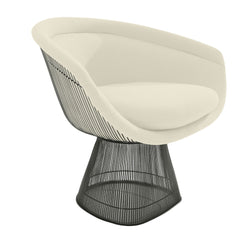 Platner Lounge Chair lounge chair Knoll Bronze +$319.00 Ivory Cato +$751.00