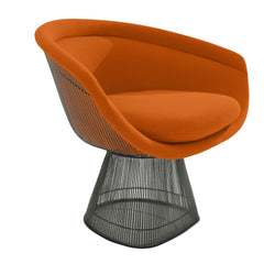 Platner Lounge Chair lounge chair Knoll Bronze +$319.00 Orange Cato +$751.00