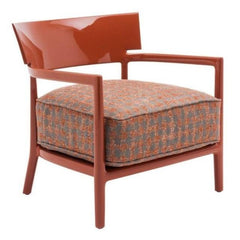 Cara Fancy Lounge Chair lounge chair Kartell Rusty Rusty-Beige