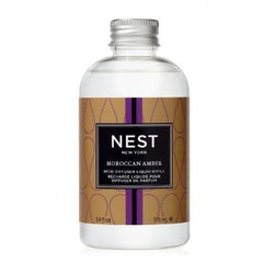 Nest Fragrance Moroccan Amber Collection others Nest Fragrance Reed Diffuser Refill