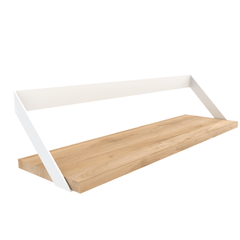 Ribbon Shelf Shelf Ethnicraft White