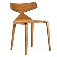Saya Chair With Wood Legs Side/Dining Arper