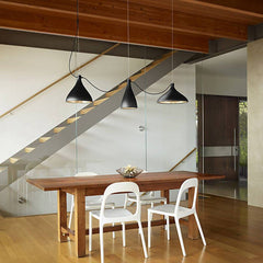 Swell Wide Pendant hanging lamps Pablo