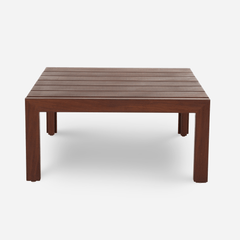 Case Study Teak Coffee Table - Square