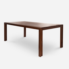Case Study Teak Dining Table