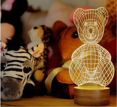 Teddy Bear Table Lamp