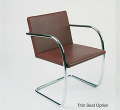 Tubular Brno Chair Side/Dining Knoll