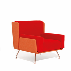Architecture & Associés Contract Lounge Chair