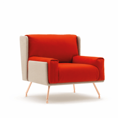 Architecture & Associés Residential Lounge Chair lounge chair Knoll