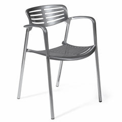 Toledo Stacking Chair Side/Dining Knoll
