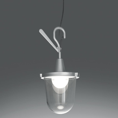 Tolomeo Outdoor Lantern Hook Outdoor Lighting Artemide