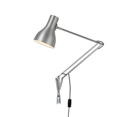 Type 75  Desk Lamp with Wall Bracket
