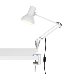 Type 75™ Mini Desk Lamp with Desk Clamp
