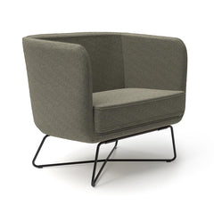 Rockwell Unscripted Club Chair lounge chair Knoll