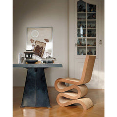 Wiggle Side Chair by Vitra