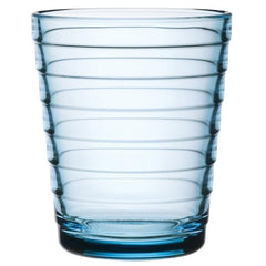 Aino Aalto Small Tumbler Set 2 Glassware iittala Light Blue