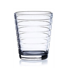 Aino Aalto Small Tumbler Set 2 Glassware iittala Clear