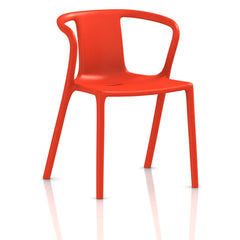 Air Armchair Four Pack Side/Dining Magis Orange