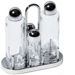 Alessi Sottsass Condiment Set