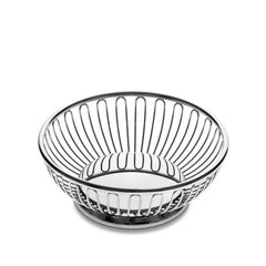 Slessi Round Wire Basket Kitchen Alessi