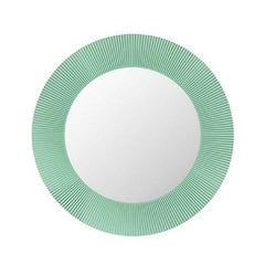 All Saints Transparent Mirror mirror Kartell Aquamarine