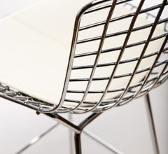 Bertoia Stool with full cover