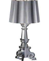 Bourgie Table Lamp Table Lamps Kartell Chrome