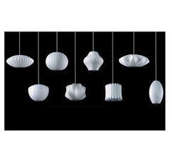 Nelson Cigar Bubble Pendant suspension lamps herman miller