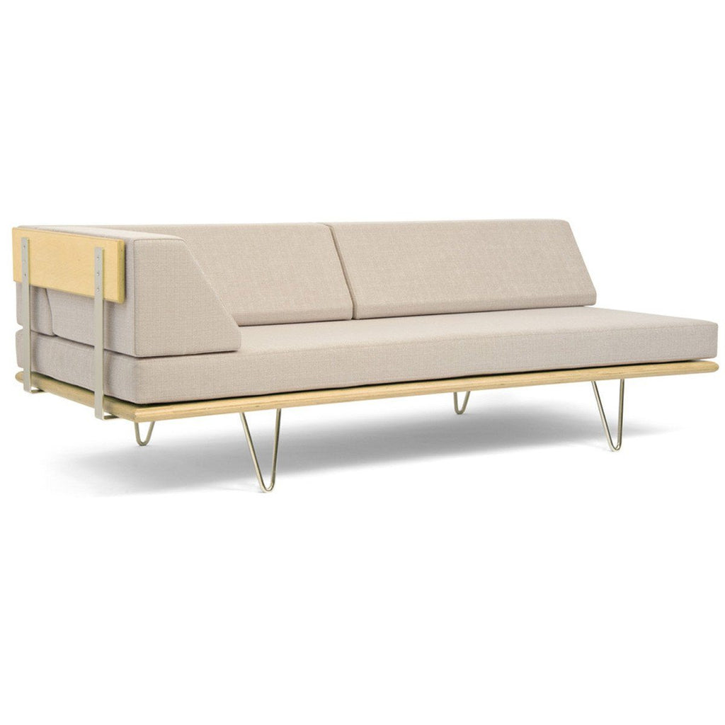 - Case Study V-Leg Daybed With Arm