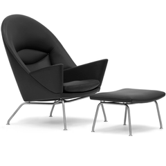 Ch468 Oculus Lounge Chair lounge chair Carl Hansen