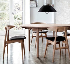 Wegner CH33T Chair Side/Dining Carl Hansen