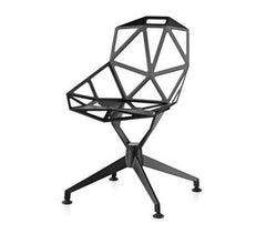 Chair One 4-Star Base Outdoors Magis
