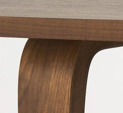 cherner walnut dining table