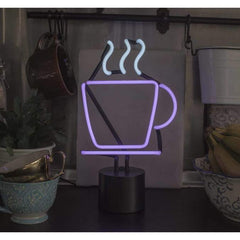 Coffee Neon Light lamps Amped