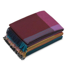Colour Block Blankets