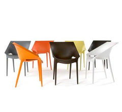 DR.Yes Philippe Starck Chair Side/Dining Kartell