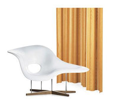 Eames La Chaise Chair by Vitra lounge chair Vitra