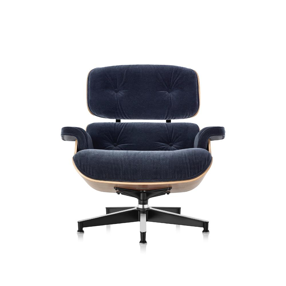 Amazing Eames Lounge Chair In Mohair Supreme Pdpeps Interior Chair Design Pdpepsorg