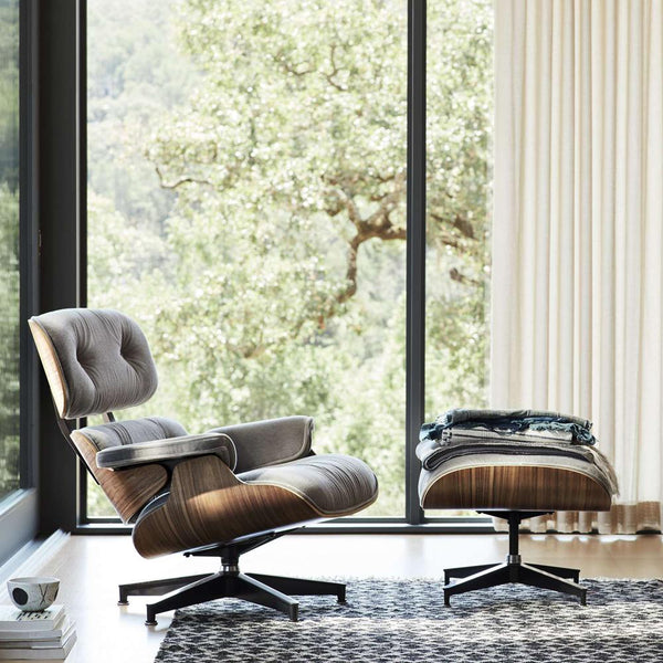 Marvelous Eames Lounge Chair In Mohair Supreme Caraccident5 Cool Chair Designs And Ideas Caraccident5Info
