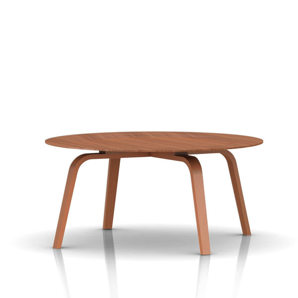 Bontempi casa dining tables bontempi casa table - Eames Molded Plywood Coffee Table With Wood Base