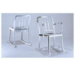 Emeco Heritage Rocker Armless rocking chairs Emeco