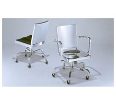 Emeco Hudson Swivel Arm Chair task chair Emeco